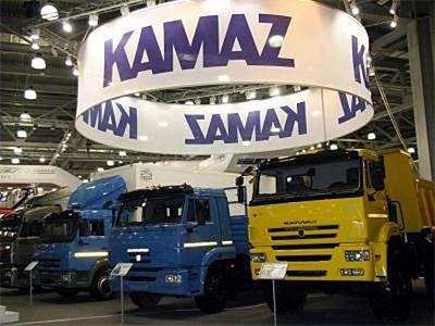 «КАМАЗ» прогнозирует падение продаж при увеличении своей доли на рынке