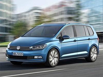 Volkswagen Touran уже доступен для заказа в Германии