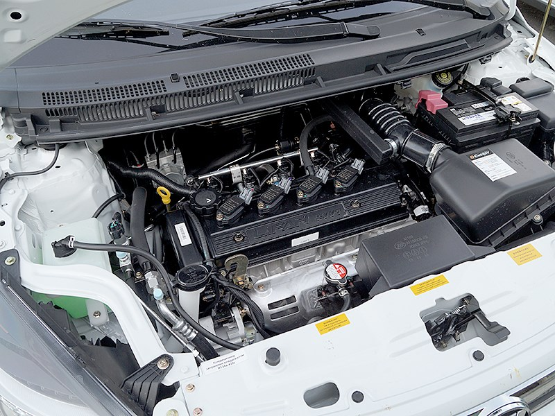 Lifan X50 2015 двигатель