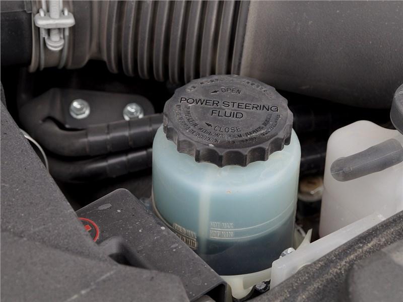 Lexus LX 2016 жидкость гидроусилителя