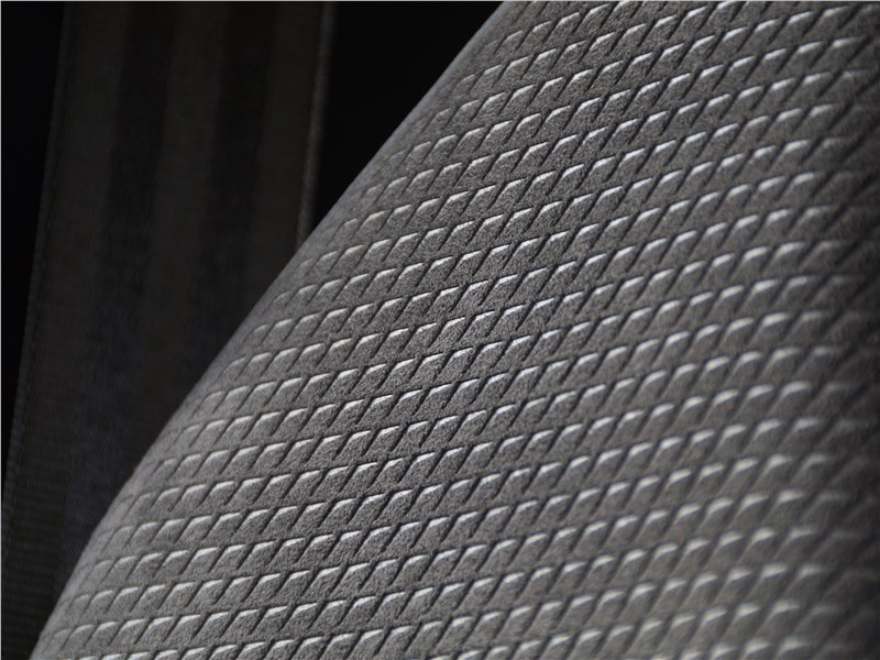 Audi A3 Sedan 2017 передние кресла