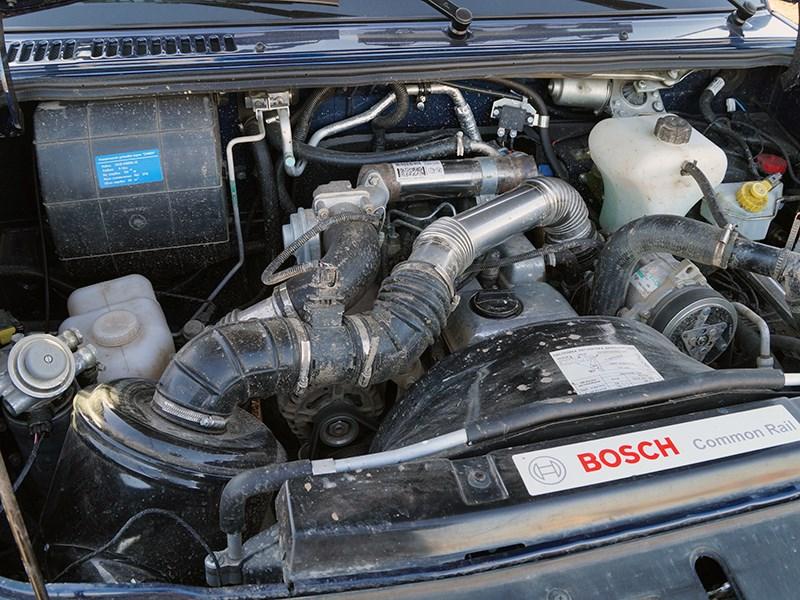 UAZ Pickup 2014 двигатель