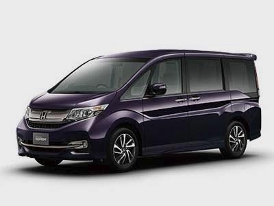 Honda вывела на японский рынок свой новый минивэн