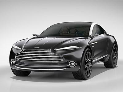 Aston Martin может построить в США завод для выпуска своих кроссоверов