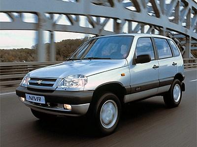 Chevrolet Niva стал «Внедорожником года»