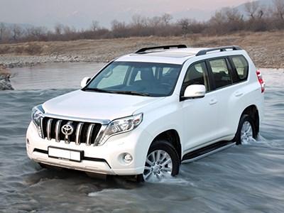 Toyota Land Cruiser Prado обзаведется новым дизельным двигателем