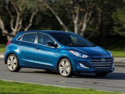 Обновленный Hyundai Elantra выходит на американский рынок