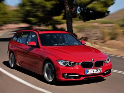 Линейка BMW 3-Series пополнится «горячим» универсалом