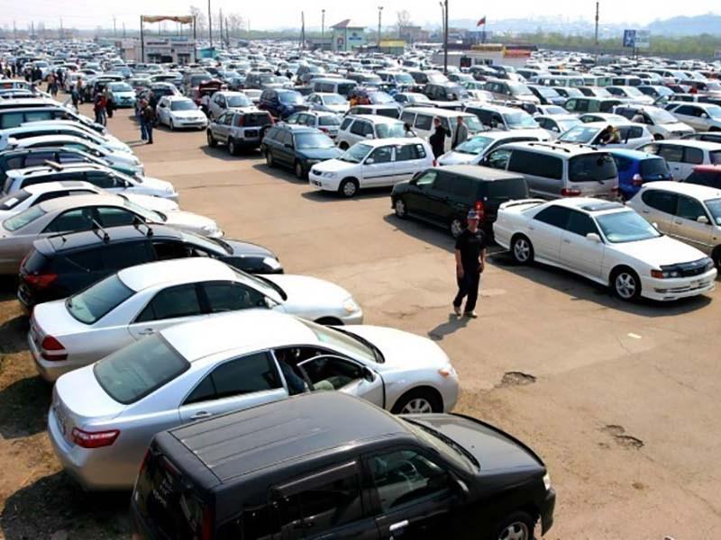 В июле продажи подержанных автомобилей в России выросли на 3% Фото Авто Коломна