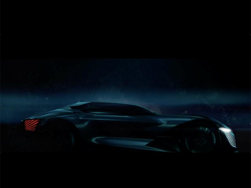 DS готовит концепт «электромобиля 2035 года» - автоновости