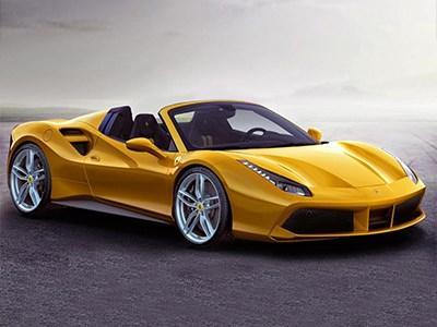 Открытый родстер Ferrari 488 GTS дебютирует уже в сентябре