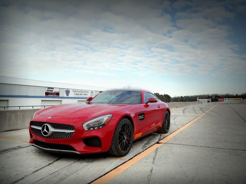 Модельный ряд Mercedes AMG электрифицируется Фото Авто Коломна