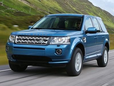 Кроссовер Land Rover Freelander покинул российский рынок