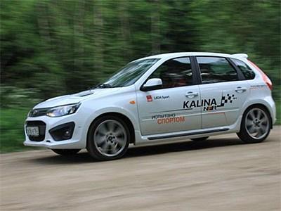 Гоночная Lada Kalina NFR Turbo выйдет в 2016 году
