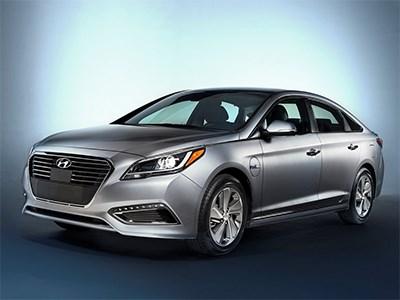 В Корее представлена новая версия седана Hyundai Sonata