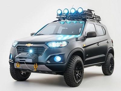В следующем году начнется серийное производство новой Chevrolet Niva