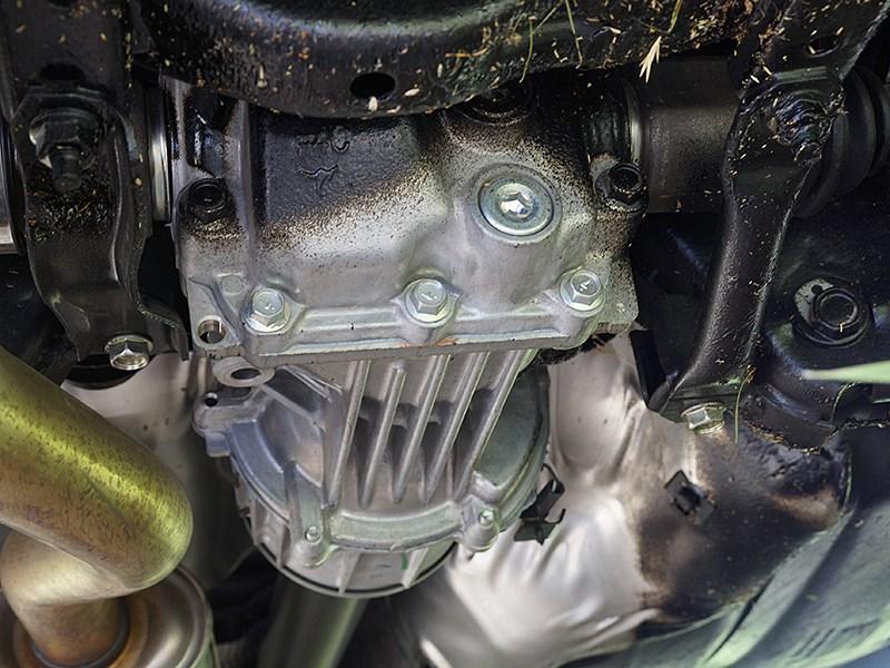 Nissan Qashqai 2014 муфта полного привода