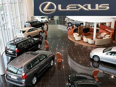 Lexus снижает цены на ряд внедорожников