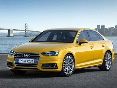 Названы цены на новый Audi A4