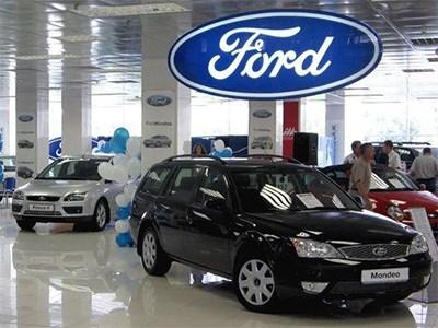 Цены на модели Ford вырастут на 3%