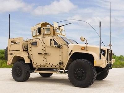 Военный внедорожник HMMWV заменят на другую модель