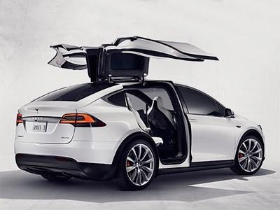 Tesla рассекретила новый кроссовер