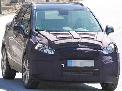 В Европе проходят испытания обновленного «паркетника» Opel Mokka