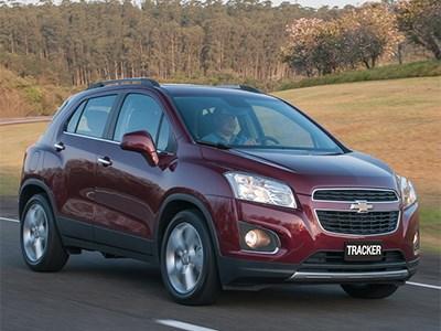 В России начались продажи кроссовера Chevrolet Tracker