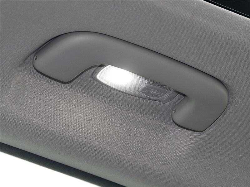 Kia Sportage 2016 плафоны освещения
