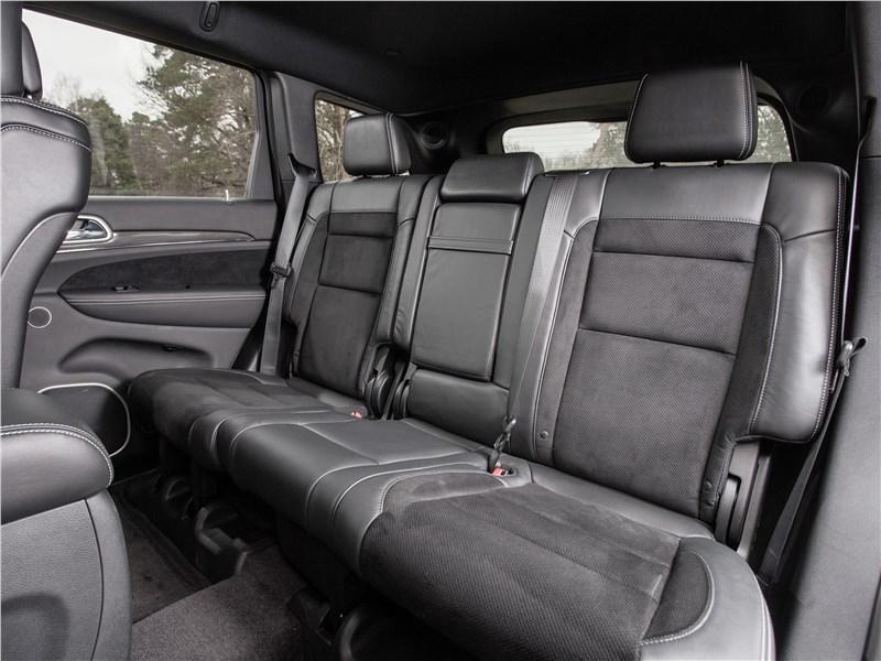 Jeep Grand Cherokee 2013 задний диван
