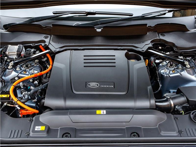 Land Rover Range Rover PHEV 2018 двигатель