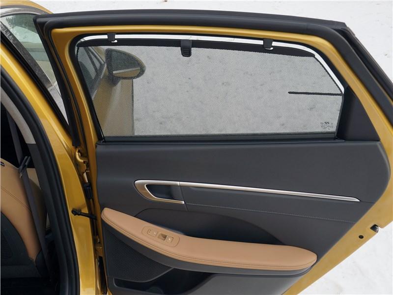 Hyundai Sonata 2020 дверь