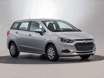 На китайский рынок скоро выйдет новый универсал от Chevrolet