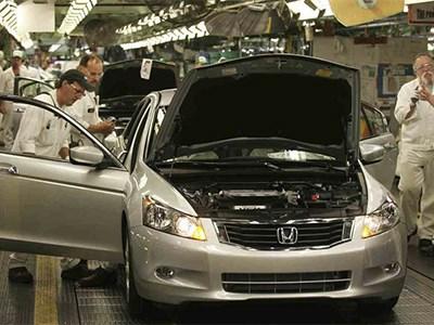 Honda установила собственный рекорд по объемам производства машин