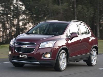 Chevrolet Tracker ушел с российского авторынка