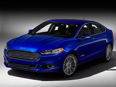 В США готовят премьеру нового поколения седана Ford Fusion