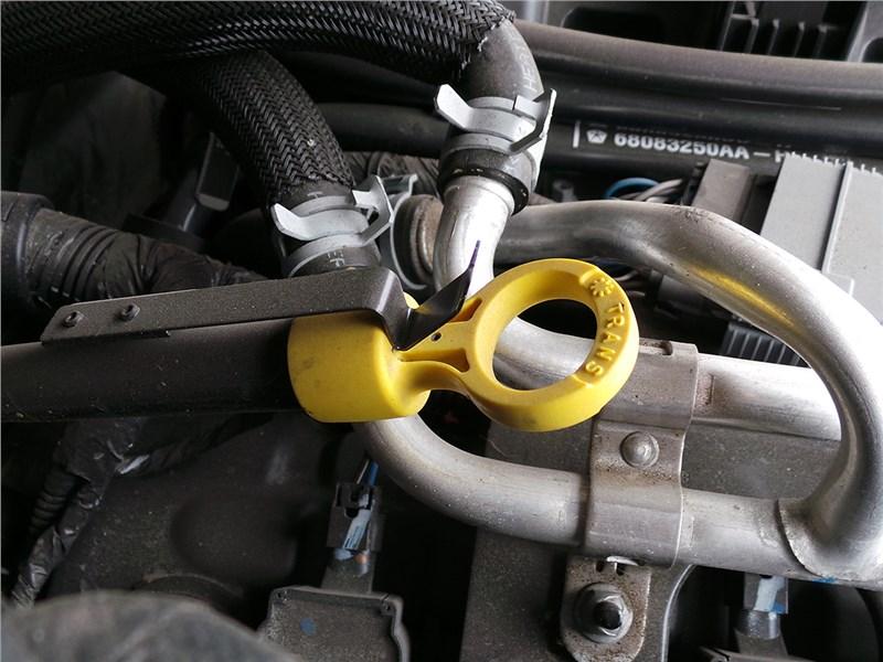 Jeep Wrangler 2007 двигатель