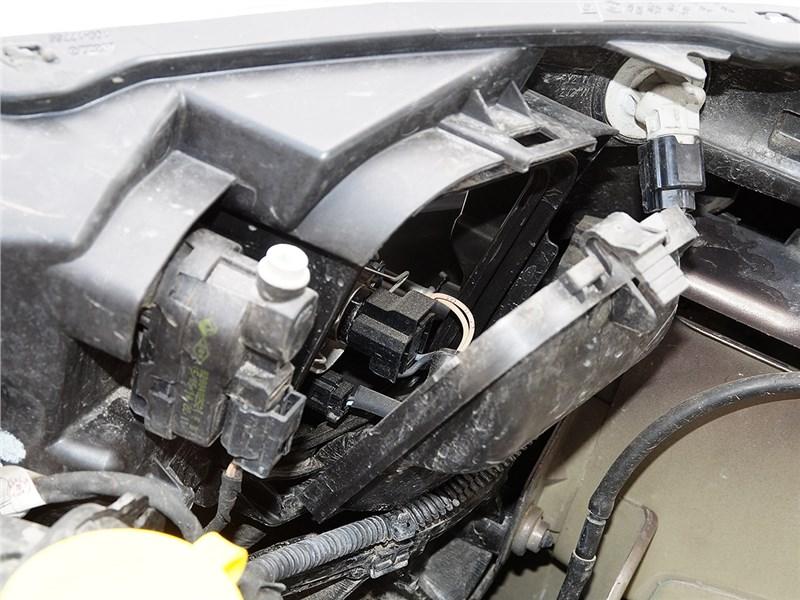 "Renault Kangoo 2014 ""под капотом"""