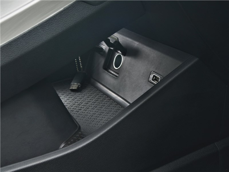 Geely Coolray 2020 USB