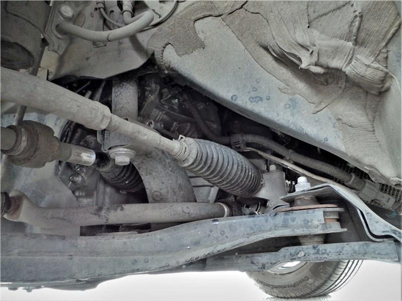 Toyota C-HR 2020 задние опоры