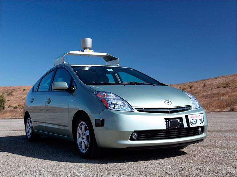 У Toyota в два раза больше патентов на беспилотные автомобили, чем у конкурентов