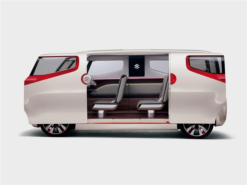 Suzuki Air Triser concept 2015 вид сбоку 2