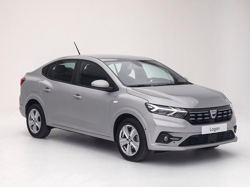 Renault запатентовала в России новый Logan
