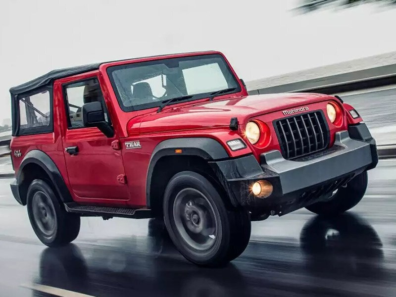 Jeep будет преследовать Mahindra