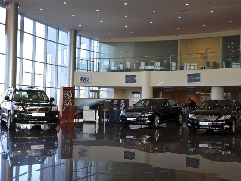 В России снова дорожают автомобили