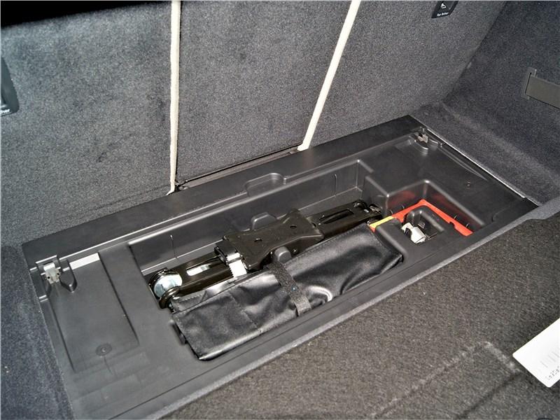 Audi A5 Sportback 2020 багажное отделение