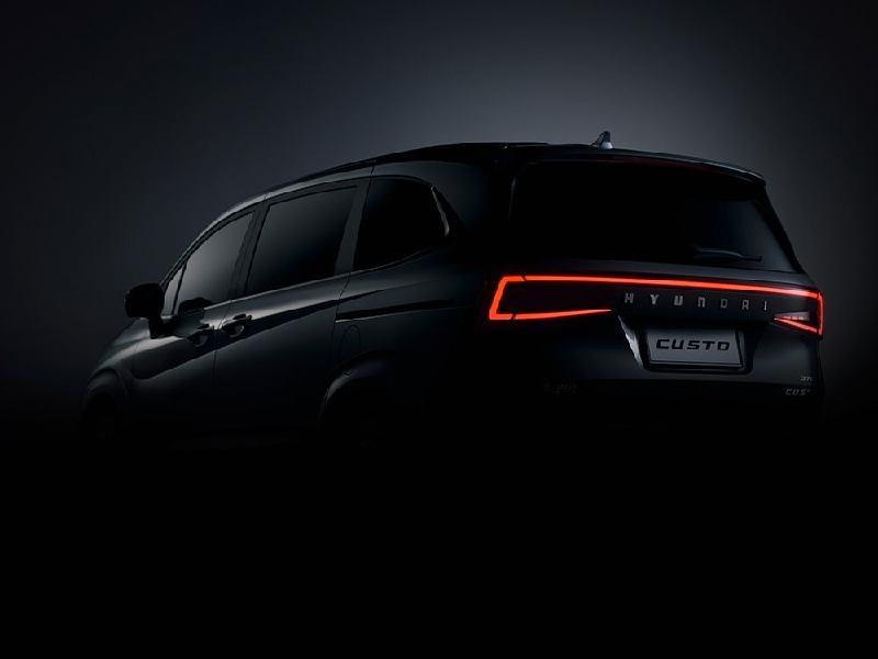 В Hyundai анонсировали новый минивэн