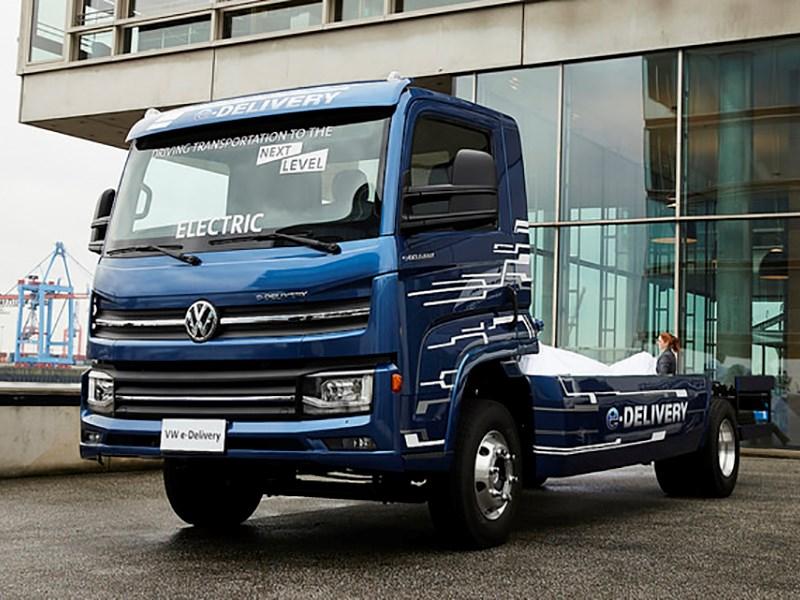 Volkswagen инвестирует 1,4 миллиарда евро в коммерческие электромобили