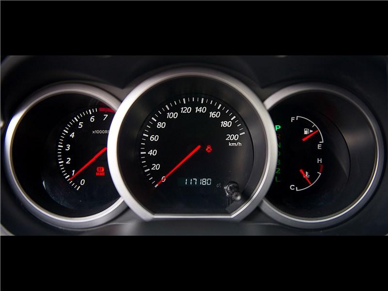 Suzuki Grand Vitara 2009 приборная панель