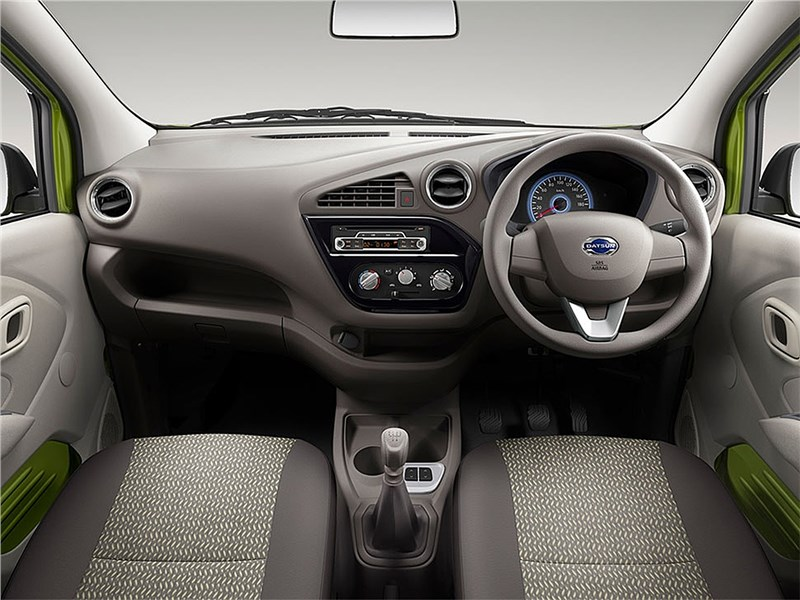 Datsun redi-Go 2016 салон